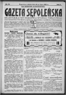 Gazeta Sępoleńska 1930, R. 4, nr 79