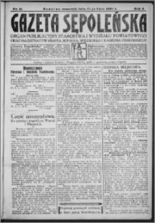 Gazeta Sępoleńska 1930, R. 4, nr 81