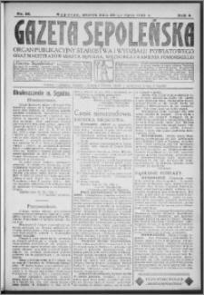 Gazeta Sępoleńska 1930, R. 4, nr 86