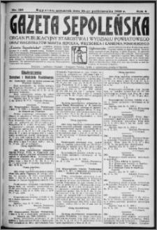Gazeta Sępoleńska 1930, R. 4, nr 120