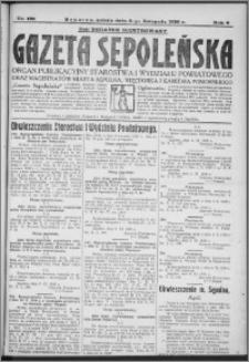 Gazeta Sępoleńska 1930, R. 4, nr 130