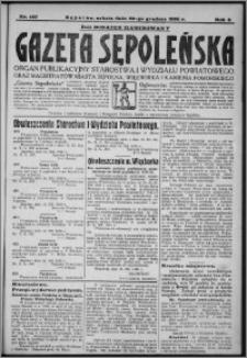 Gazeta Sępoleńska 1930, R. 4, nr 147