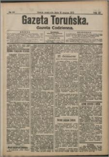 Gazeta Toruńska 1913, R. 49 nr 63 + dodatek