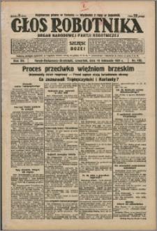 Głos Robotnika 1931, R. 12 nr 138