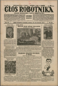 Głos Robotnika 1931, R. 12 nr 142