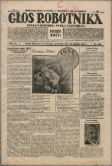 Głos Robotnika 1931, R. 12 nr 155