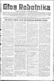 Głos Robotnika 1927, R. 8 nr 263