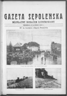 Gazeta Sępoleńska. Bezpłatny Dodatek Ilustrowany, 16 lutego 1930 r.