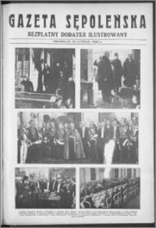 Gazeta Sępoleńska. Bezpłatny Dodatek Ilustrowany, 23 lutego 1930 r.