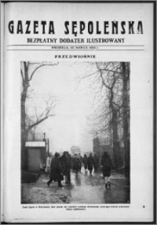 Gazeta Sępoleńska. Bezpłatny Dodatek Ilustrowany, 30 marca 1930 r.