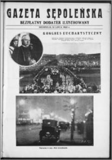 Gazeta Sępoleńska. Bezpłatny Dodatek Ilustrowany, 11 lipca 1930 r.