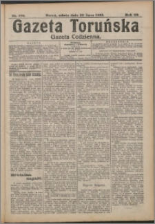 Gazeta Toruńska 1913, R. 49 nr 170