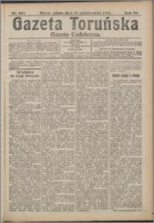 Gazeta Toruńska 1913, R. 49 nr 242