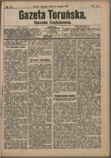 Gazeta Toruńska 1912, R. 48 nr 58