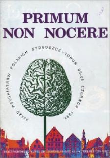 Primum Non Nocere 1998 nr 6