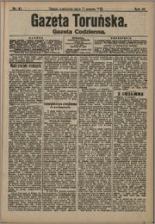 Gazeta Toruńska 1912, R. 48 nr 63 + dodatek