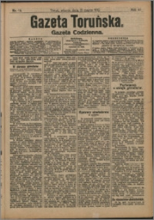 Gazeta Toruńska 1912, R. 48 nr 64