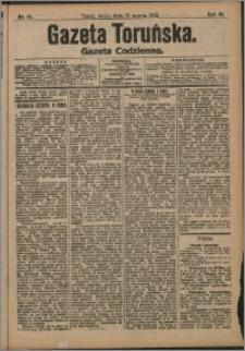 Gazeta Toruńska 1912, R. 48 nr 65