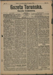 Gazeta Toruńska 1912, R. 48 nr 71