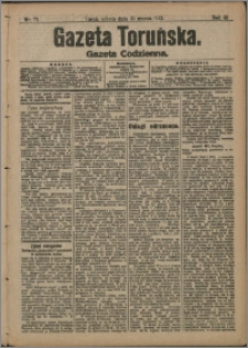 Gazeta Toruńska 1912, R. 48 nr 73