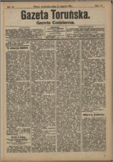 Gazeta Toruńska 1912, R. 48 nr 74 + dodatek