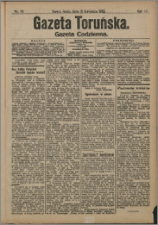 Gazeta Toruńska 1912, R. 48 nr 80