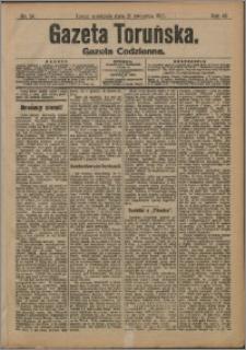 Gazeta Toruńska 1912, R. 48 nr 90 + dodatek