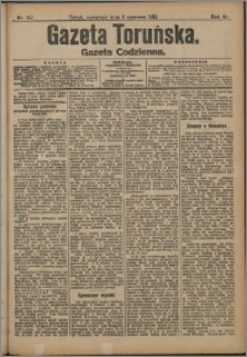 Gazeta Toruńska 1912, R. 48 nr 127