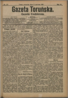 Gazeta Toruńska 1912, R. 48 nr 132
