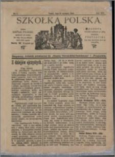 Szkółka Polska 1912 nr 1