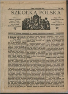 Szkółka Polska 1912 nr 2