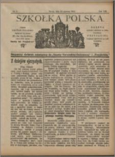Szkółka Polska 1912 nr 8