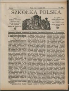 Szkółka Polska 1912 nr 13