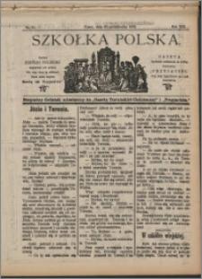 Szkółka Polska 1912 nr 15