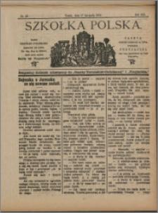 Szkółka Polska 1912 nr 16
