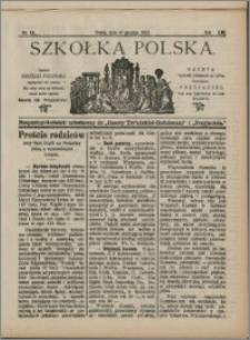Szkółka Polska 1912 nr 18