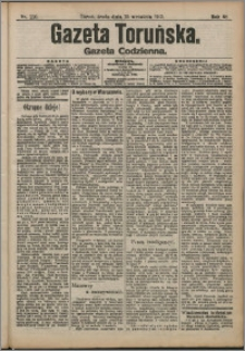 Gazeta Toruńska 1912, R. 48 nr 220