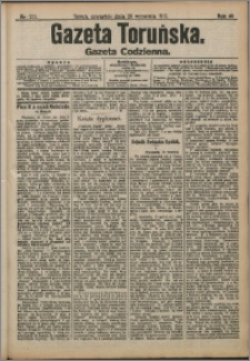 Gazeta Toruńska 1912, R. 48 nr 221