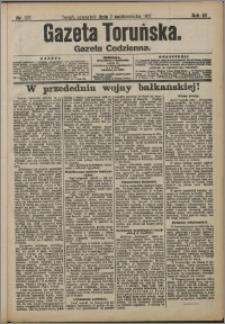Gazeta Toruńska 1912, R. 48 nr 227