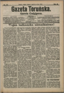 Gazeta Toruńska 1912, R. 48 nr 228