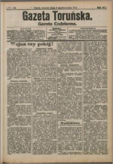 Gazeta Toruńska 1912, R. 48 nr 231