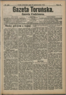 Gazeta Toruńska 1912, R. 48 nr 233