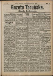 Gazeta Toruńska 1912, R. 48 nr 236 + dodatek
