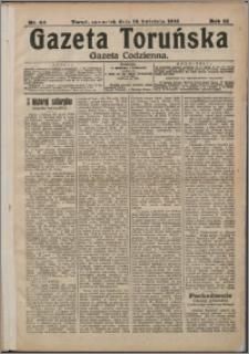Gazeta Toruńska 1915, R. 51 nr 84