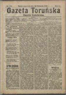 Gazeta Toruńska 1915, R. 51 nr 270