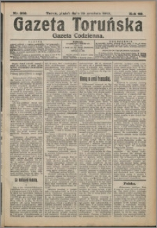 Gazeta Toruńska 1913, R. 49 nr 292 + dodatek