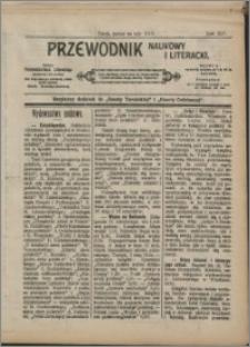 Przewodnik Naukowy i Literacki 1913, R. 14 numer na luty