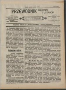 Przewodnik Naukowy i Literacki 1913, R. 14 numer na maj