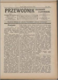 Przewodnik Naukowy i Literacki 1913, R. 14 numer na listopad