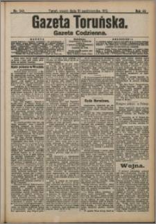 Gazeta Toruńska 1912, R. 48 nr 240